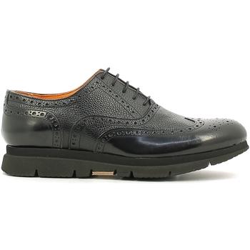 Čevlji  Moški Čevlji Derby Rogers 3863-6 Črna