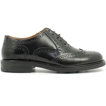 Čevlji  Moški Čevlji Derby Rogers 9511A Črna
