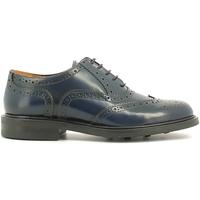 Čevlji  Moški Čevlji Derby Rogers 9511A Modra