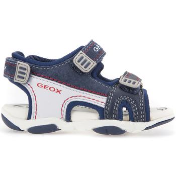 Čevlji  Otroci Športni sandali Geox B821AA 08522 Modra