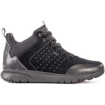 Čevlji  Moški Polškornji Lumberjack SM34505 007 M65 Črna