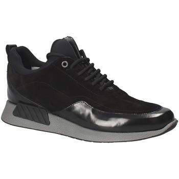 Čevlji  Moški Nizke superge Exton 162 Črna