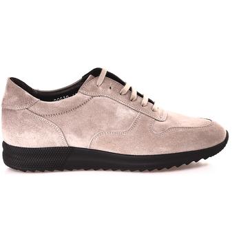 Čevlji  Moški Nizke superge Soldini 20610 V Bež