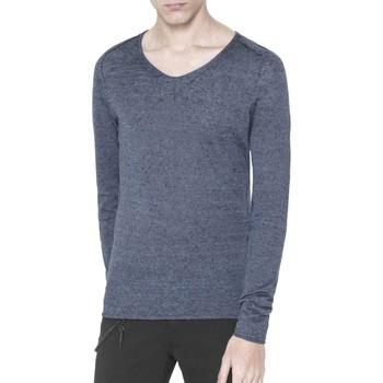 Oblačila Moški Puloverji Antony Morato MMSW00639 YA500041 Modra