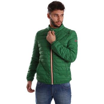 Oblačila Moški Puhovke Gaudi 71BU35035 Zelena