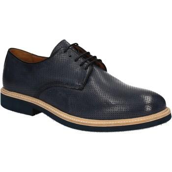 Čevlji  Moški Čevlji Derby Soldini 20114 S V05 Modra
