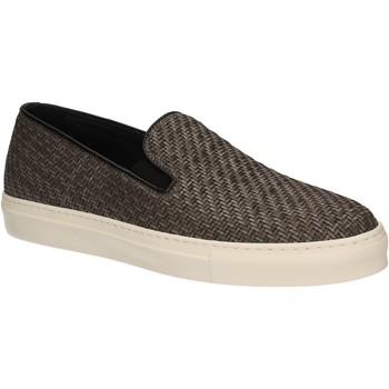 Čevlji  Moški Slips on Soldini 20123 I V06 Siva