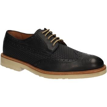 Čevlji  Moški Čevlji Derby Maritan G 111913 Modra