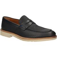 Čevlji  Moški Mokasini Maritan G 160771 Modra