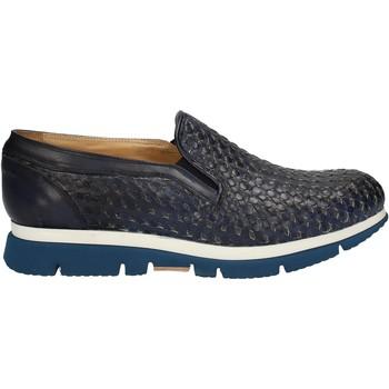 Čevlji  Moški Mokasini Rogers RUN14 Modra