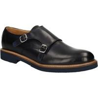 Čevlji  Moški Mokasini Rogers 894-17 Modra
