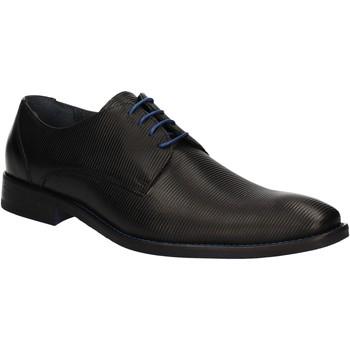 Čevlji  Moški Čevlji Derby Rogers 1608B Črna