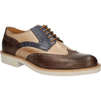 Čevlji  Moški Čevlji Derby Rogers 1666B Rjav