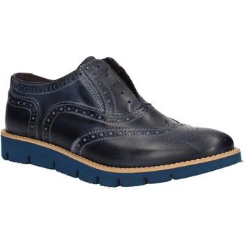 Čevlji  Moški Čevlji Derby Rogers 1480B Modra