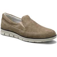 Čevlji  Moški Mokasini Keys 3073 Bež