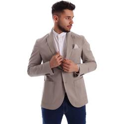 Oblačila Moški Jakne & Blazerji Sei3sei PZG8 7149 Siva