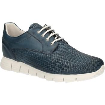 Čevlji  Moški Nizke superge Exton 338 Modra