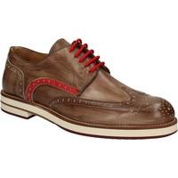 Čevlji  Moški Čevlji Derby Exton 609 Rjav