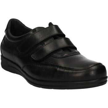 Čevlji  Moški Čevlji Derby Baerchi 3805 Črna