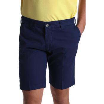 Oblačila Moški Kratke hlače & Bermuda Sei3sei PZV132 7182 Modra