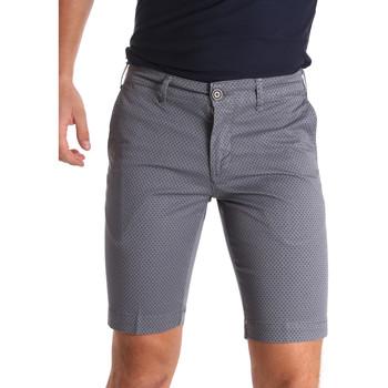 Oblačila Moški Kratke hlače & Bermuda Sei3sei PZV132 71336 Siva