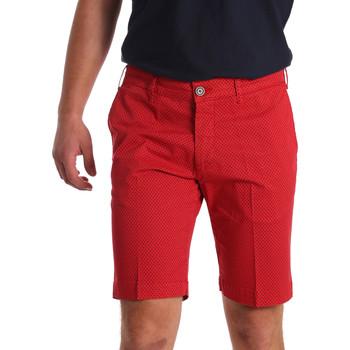 Oblačila Moški Kratke hlače & Bermuda Sei3sei PZV132 71336 Rdeča