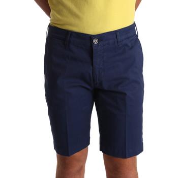 Oblačila Moški Kratke hlače & Bermuda Sei3sei PZV132 71336 Modra