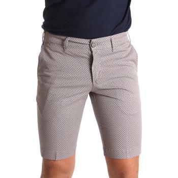 Oblačila Moški Kratke hlače & Bermuda Sei3sei PZV132 71336 Rjav