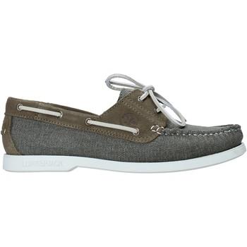 Čevlji  Moški Mokasini & Jadralni čevlji Lumberjack SM07804 003 N58 Zelena