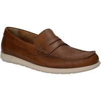 Čevlji  Moški Mokasini Maritan G 460364 Rjav