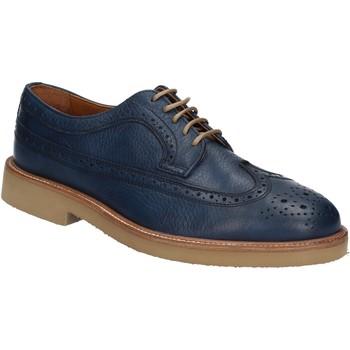Čevlji  Moški Čevlji Derby Maritan G 111914 Modra