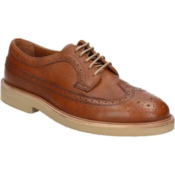 Čevlji  Moški Čevlji Derby Maritan G 111914 Rjav