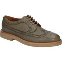 Čevlji  Moški Čevlji Derby Maritan G 111914 Zelena