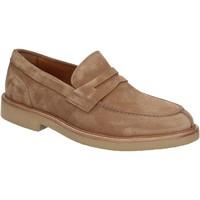 Čevlji  Moški Mokasini Maritan G 160772 Rjav