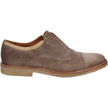 Čevlji  Moški Čevlji Derby Maritan G 140669 Rjav