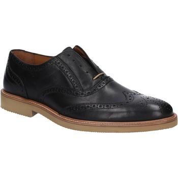 Čevlji  Moški Čevlji Derby Maritan G 140672 Črna