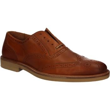 Čevlji  Moški Čevlji Derby Maritan G 140672 Rjav