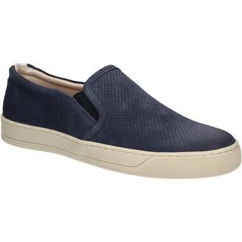 Čevlji  Moški Slips on Marco Ferretti 260033 Modra