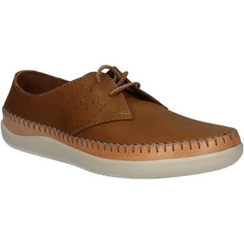 Čevlji  Moški Čevlji Derby Clarks 123879 Rjav