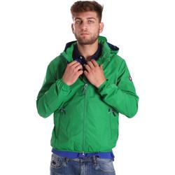Oblačila Moški Vetrovke U.S Polo Assn. 38275 43429 Zelena