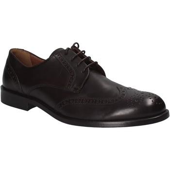 Čevlji  Moški Čevlji Derby Maritan G 111240 Rjav