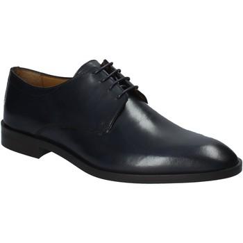 Čevlji  Moški Čevlji Derby Marco Ferretti 111856 Modra