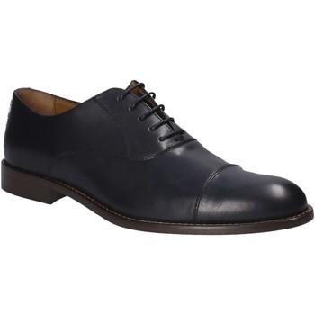 Čevlji  Moški Čevlji Derby Maritan G 140257 Modra