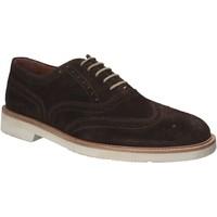 Čevlji  Moški Čevlji Derby Maritan G 140358 Rjav
