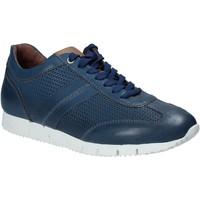 Čevlji  Moški Nizke superge Maritan G 140557 Modra