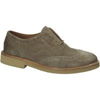 Čevlji  Moški Čevlji Derby Maritan G 140666 Siva