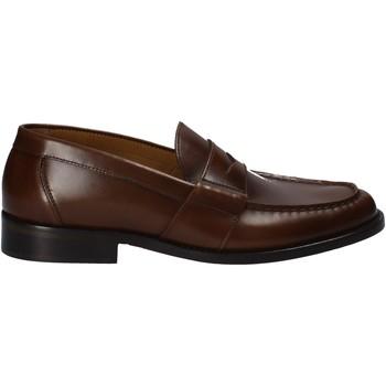 Čevlji  Moški Mokasini Maritan G 160496 Rjav
