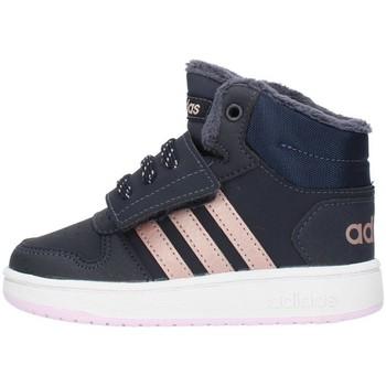 Čevlji  Deklice Visoke superge adidas Originals B75943 Blue