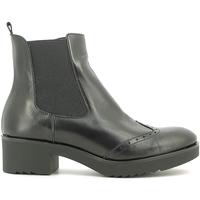 Čevlji  Ženske Gležnjarji Susimoda 856884 Črna