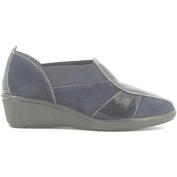 Čevlji  Ženske Mokasini Susimoda 840868 Modra
